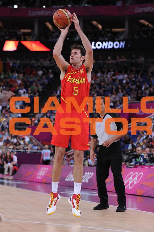 DESCRIZIONE : London Londra Olympic Games Olimpiadi 2012 Men Quarterfinal Francia Spagna France Spain<br /> GIOCATORE : Rudy fernandez<br /> CATEGORIA :<br /> SQUADRA : Spain<br /> EVENTO : Olympic Games Olimpiadi 2012<br /> GARA : Francia Spagna France Spain<br /> DATA : 08/08/2012<br /> SPORT : Pallacanestro <br /> AUTORE : Agenzia Ciamillo-Castoria/M.Marchi<br /> Galleria : London Londra Olympic Games Olimpiadi 2012 <br /> Fotonotizia : London Londra Olympic Games Olimpiadi 2012 Men Quarterfinal Francia Spagna France Spain<br /> Predefinita :