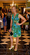 """Fiona Caulfield , Creggmore, at the Hotel Meyrick """"Bubbles & Delights"""" Fashion Soiree in aid of Childline ISPCC, where guests were treated to a race themed fashion showcase by Galway's leading boutiques & outlets"""". Photo:Andrew Downes"""