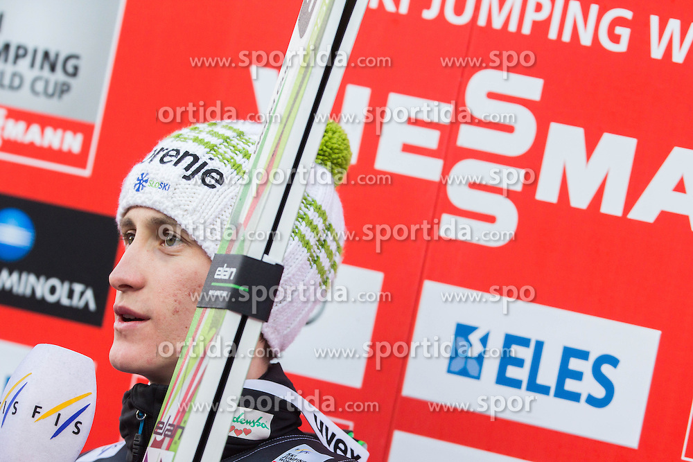 Peter Prevc of Slovenia during the Ski Flying Individual Competition at Day 2 of FIS World Cup Ski Jumping Final, on March 20, 2015 in Planica, Slovenia. Photo by Ziga Zupan / Sportida