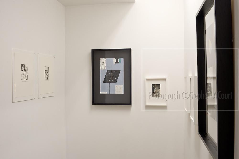 The work of Bowen Galleries' represented artists Gregory O'Brien, Noel McKenna and Brendan O'Brien.