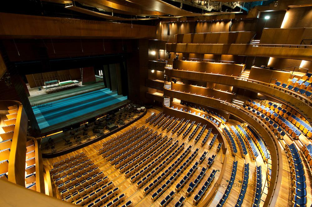 Gran Teatro Nacional (Grand National Theatre) in Lima, Peru.