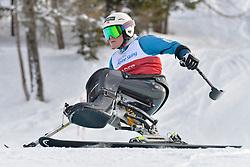 PEDERSEN Jesper LW11 NOR at 2018 World Para Alpine Skiing World Cup, Veysonnaz, Switzerland