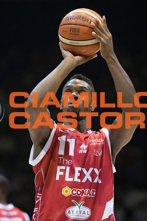 Eric Lombardi<br /> Pasta Reggia Juve Caserta - The Flexx Pistoia Basket<br /> Lega Basket Serie A 2016/2017<br /> Caserta 24/10/2016<br /> Foto Ciamillo-Castoria