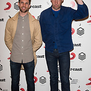 Craig Parkinson attend the Annual award ceremony celebrating the best British podcasts. Supported by Sony Music's on 19 May 2018 at King's Place, London, UK.