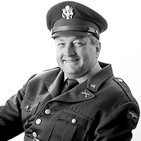 Andy Youngs has never served with the Armed Forces.  Just as important though the task of keeping troops and veterans entertained.  Andy is a swing singer with the 1940's roadshow and regularly attends Forces and Vetran events.