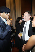 l to r: LL Cool J and Andy Glaser at The HipHop Inagual Ball Hennesey Lounge held at The Harman Center for the Arts in Washington, DC on January 19, 2009..The first ever Hip-Hop Inaugural Ball, a black tie charity gala, benefiting the Hip-Hop Summit Action Network. The Ball will kick off with a star-studded red carpet presentations of the National GOTV Awards, recognizing artists who have made outstanding contributions to the largest young adult voter turnout in American history.