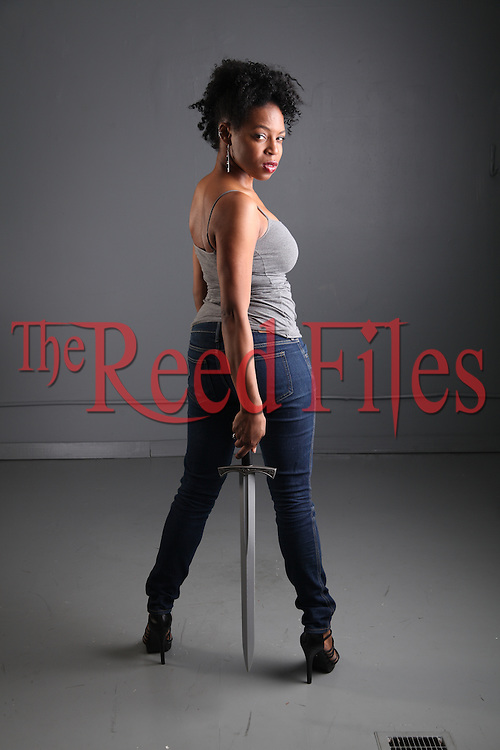 The Reed Files Ethnic Woman