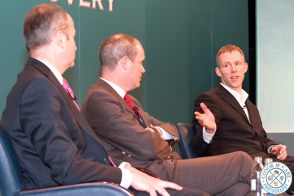 Picture of Professor Tim Bale Speaking at FF Ard Fheis as reguested to FF presss pffice.