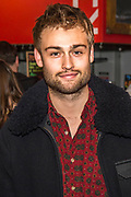 Douglas Booth  - Press night party for A Lie of the Mind by Sam Shepard a new production by Defibrillator at the Southwark Playhouse, London.
