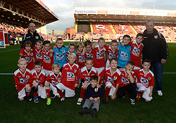 - Photo mandatory by-line: Dougie Allward/JMP - Mobile: 07966 386802 - 22/11/2014 - Sport - Football - Bristol - Ashton Gate - Bristol City v Preston North End - Sky Bet League One