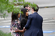 Kim Kardashian West visits the White House - 30 May 2018