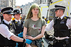 2019-04-20 Extinction Rebellion Oxford Circus Day 6