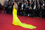 """Selita Ebanks attends """"Blood Ties"""" Red Carpet  during the 66th Annual Cannes Film Festival at the Palais des Festivals on May 20, 2013 in Cannes, France.."""