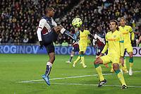 Diego ROLAN  - 13.12.2014 - Nantes / Bordeaux - 18eme journee de Ligue1<br />Photo : Vincent Michel / Icon Sport