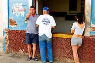 Cafe in Rodas, Cienfuegos, Cuba.