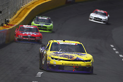 May 26, 2018 - Concord, North Carolina, United States of America - Ty Dillon (3) brings his race car down the front stretch during the Alsco 300 at Charlotte Motor Speedway in Concord, North Carolina. (Credit Image: © Chris Owens Asp Inc/ASP via ZUMA Wire)