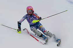 19.12.2010, Val D Isere, FRA, FIS World Cup Ski Alpin, Ladies, Super Combined, im Bild Julia Mancuso (USA) whilst competing in the Slalom section of the women's Super Combined race at the FIS Alpine skiing World Cup Val D'Isere France. EXPA Pictures © 2010, PhotoCredit: EXPA/ M. Gunn / SPORTIDA PHOTO AGENCY