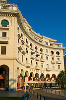 Grèce, Macédoine, Thessalonique, place Aristotelous // Greece, Macedonia, Thessaloniki, Aristotelous place