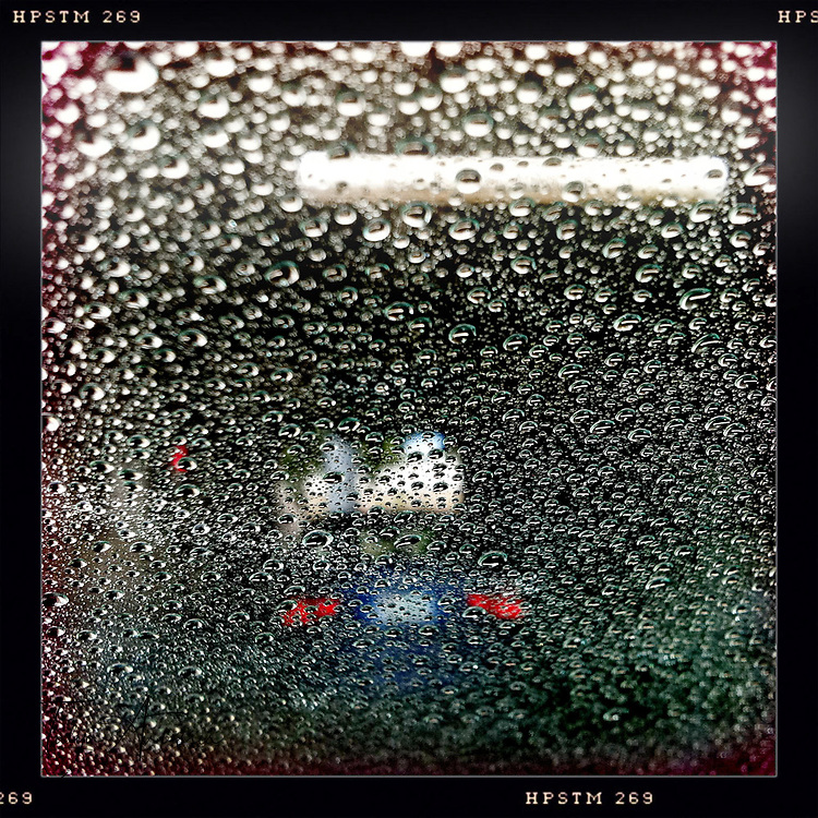 At the carwash - Houston, Texas