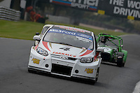 #4 Woods / Wakefield Ford Focus 2000 during the CSCC Meteor Suspension Open Series at Oulton Park, Little Budworth, Cheshire, United Kingdom. October 15 2016. World Copyright Peter Taylor/PSP. <br /> Copy of publication required for printed pictures.  Every used picture is fee-liable. http://archive.petertaylor-photographic.co.uk