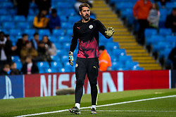 Scott Carson of Manchester City - Mandatory by-line: Robbie Stephenson/JMP - 26/11/2019 - FOOTBALL - Etihad Stadium - Manchester, England - Manchester City v Shakhtar Donetsk - UEFA Champions League Group Stage