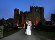 The Wedding of Pamella Moran & in Enniskerry Co Wicklow & Reception in Kilkee Castle. Pic Andres Poveda