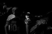 16 April 2016, Greece, Idomeni. Kids inside the refugee camp of Idomeni.