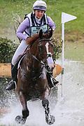 Chilli Knight ridden by Gemma Tattersall in the Equi-Trek CCI-L4* Cross Country during the Bramham International Horse Trials 2019 at Bramham Park, Bramham, United Kingdom on 8 June 2019.