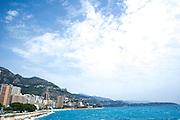 May 21, 2014: Monaco Grand Prix: Monaco coast