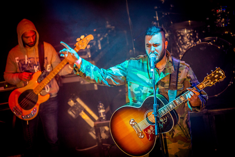 MARSM presents:<br /> <br /> Cairokee: a special concert with Blues of the world and contemporary Egyptian music, where touching and vibrant lyrics blend with modern Egyptian rock. London, March 03, 2016 (Photos/Ivan Gonzalez)