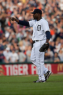 May 2, 2009:    in action during the MLB game between Cleveland Indians and Detroit Tigers at Comerica Park, Detroit, Michigan.  Tiger defeated the Indiands9-7. (Credit Image: Rick Osentoski/Cal Sport Media)