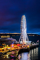 Seattle Great Wheel, Waterfront Park