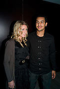 Theo Walcott; Melanie Slade, Walkers' Do Us A Flavour - launch party , The 6 finalists of their campaign to find new crisp flavours announced. Flavours include' Chili and chocolate, fish and chips, Onion bhaji, crispy duck, cajun squirrel and builder's breakfast. . Paramount, Centre Point, London. 8 January 2009 *** Local Caption *** -DO NOT ARCHIVE -Copyright Photograph by Dafydd Jones. 248 Clapham Rd. London SW9 0PZ. Tel 0207 820 0771. www.dafjones.com<br /> Theo Walcott; Melanie Slade, Walkers' Do Us A Flavour - launch party , The 6 finalists of their campaign to find new crisp flavours announced. Flavours include' Chili and chocolate, fish and chips, Onion bhaji, crispy duck, cajun squirrel and builder's breakfast. . Paramount, Centre Point, London. 8 January 2009