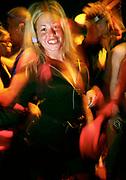 Girl dancing, DESIRE  NEW YEAR, 31 DEC 1996