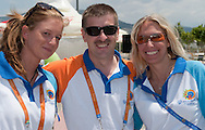 Krzysztof Krukowski - Director Organizational Development Europe Eurasia Region Special Olympics after cycling competition during 2011 Special Olympics World Summer Games Athens on June 27, 2011..The idea of Special Olympics is that, with appropriate motivation and guidance, each person with intellectual disabilities can train, enjoy and benefit from participation in individual and team competitions...Greece, Athens, June 27, 2011...Picture also available in RAW (NEF) or TIFF format on special request...For editorial use only. Any commercial or promotional use requires permission...Mandatory credit: Photo by © Adam Nurkiewicz / Mediasport