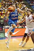 Torneo World Basketball Challenge 2002 Italia-Turchia<br /> fabio di bella