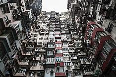 Monster Building Yik Cheong at Quarry Bay