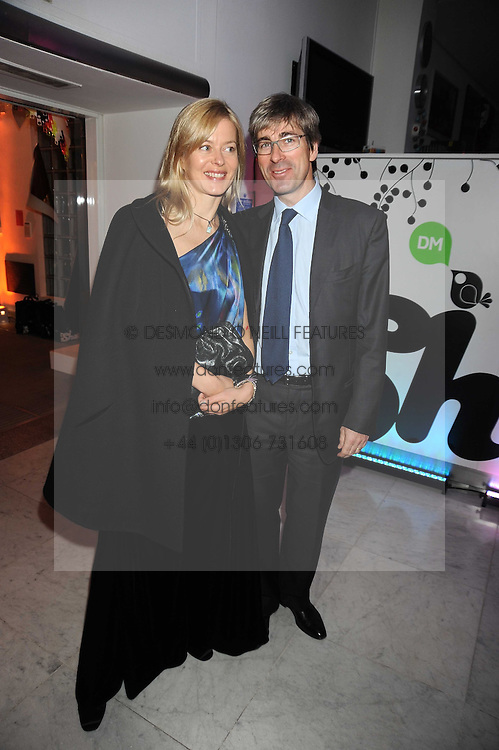 TIM & LADY HELEN TAYLOR at an exhibition of work by Alan Aldridge held at the Design Museum, Shad Thames, London on 13th October 2008.