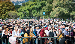 March 22, 2019 - Christchurch, New Zealand - People attend a mourning ceremony in Christchurch, New Zealand. One week after the Christchurch terrorist attacks, New Zealanders across the country stood together in two minutes' silence to remember those who had been killed while worshipping at two mosques last Friday afternoon. (Credit Image: © Xinhua via ZUMA Wire)