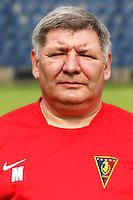 15.07.2014 Szczecin<br /> T-Mobile Ekstraklasa Sezon 2014/2015<br /> Pogon Szczecin<br /> Stanislaw Mazuro