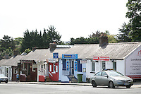 Local shops in Stillorgan in Dublin Irealnd