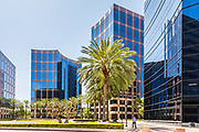 Corporate Business Buildings At Irvine Business Complex