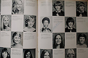 The 1975 Wellborn High School yearbook.
