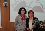 MILANO 13 MARZO 2011<br /> FIP HALL OF FAME<br /> NELLA FOTO LIDIA GORLIN<br /> FOTO CIAMILLO