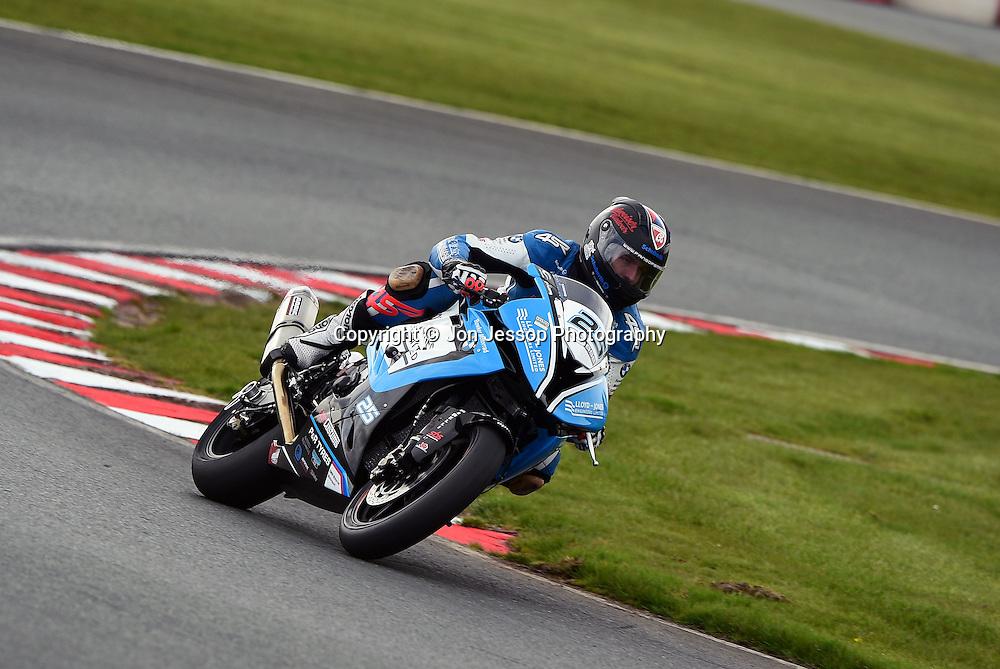#25 Matej Smrz Lloyd & Jones PR Racing BMW MCE Insurance British Superbike Championship in association with Pirelli