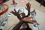Burnell Jason<br /> A X Armani Exchange Olimpia Milano - Pallacanestro Cantu<br /> Basket Serie A LBA 2019/2020<br /> Milano 05 January 2020<br /> Foto Mattia Ozbot / Ciamillo-Castoria