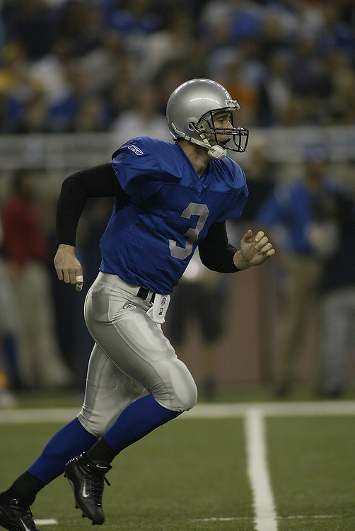 2003 NFL Week 13 - Green Bay Packers @ Detroit Lions