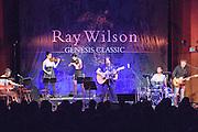Ray Wilson  mit Genesis Classics  im Congresssaal der Stadthalle in Braunschweig am 04.October 2014. Foto: Rüdiger Knuth