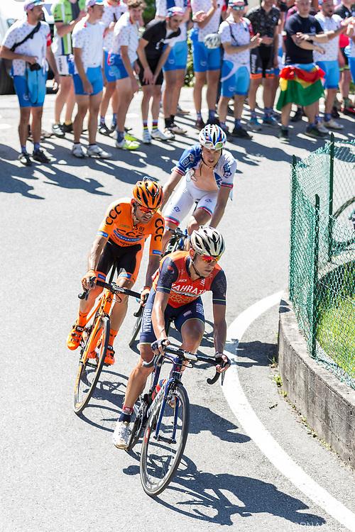 Giro D'Italia 2017 stage 15 (Valdengo - Bergamo, 199km)<br /> <br /> Photo: Tornanti.cc