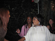 Tyra Banks & Patti Labelle<br />